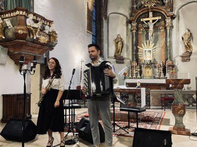 Duo Pecman/Mancic, Festkonzert