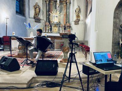 Stefan Mancic - Akkordeon