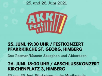 3. Himberger Akkordeonfestival