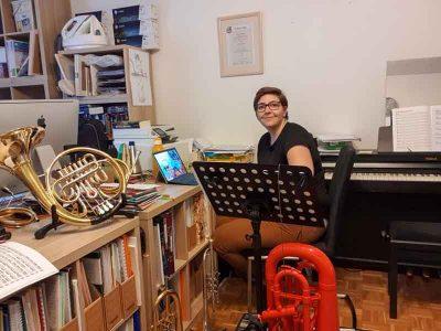 Musikschule Coronazimmer8