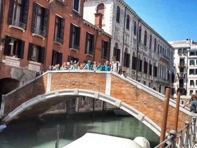 Venedig Zebrabrücke web
