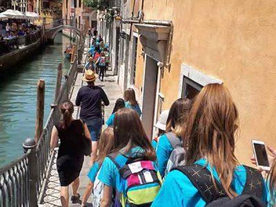 Venedig wir marschieren zu unsren nächsten Konzert web